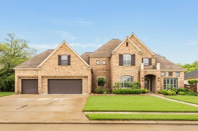 Lake Jackson Single Family Home For Sale: 312 Arrowhead Drive