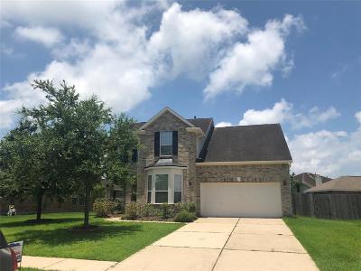 League City Single Family Home For Sale: 2520 Flycatcher Cove Drive