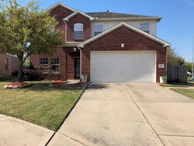 Katy Single Family Home For Sale: 602 Blue Oasis Court