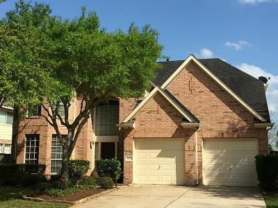 Sugar Land Single Family Home For Sale: 5427 Cranston