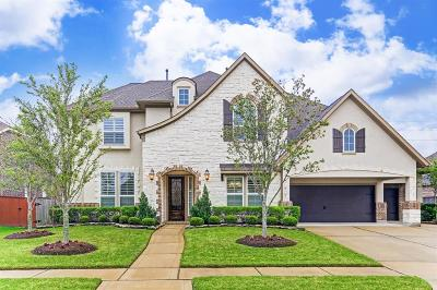 Pearland Single Family Home For Sale: 11910 Linden Walk Lane
