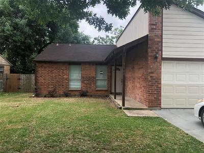 Dickinson Single Family Home For Sale: 3904 Easy Street
