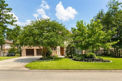 The Woodlands Single Family Home For Sale: 84 S Shimmering Aspen Circle