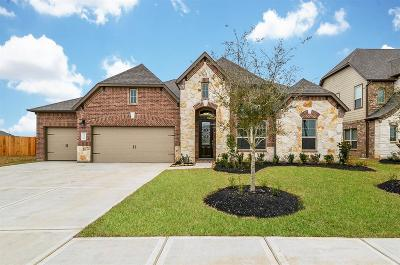 Katy Single Family Home For Sale: 3530 Harper Ferry Place Drive