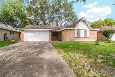 Houston Single Family Home For Sale: 10910 Sharpview Drive