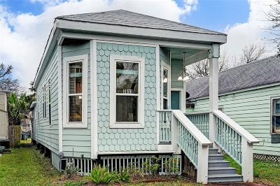 Single Family Home For Sale: 3911 Avenue N