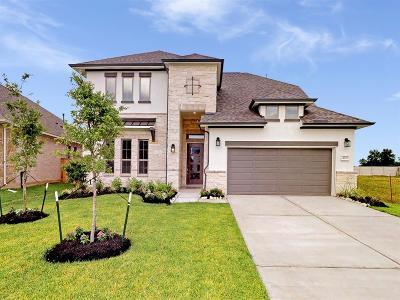 Rosharon Single Family Home For Sale: 4831 Gingerwood Trace Lane
