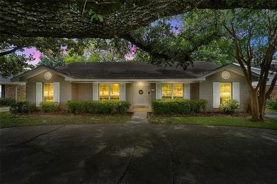 Houston Single Family Home For Sale: 6115 S Braeswood Boulevard