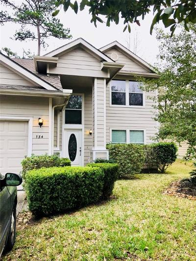 The Woodlands Single Family Home For Sale: 134 S Vesper Bend Circle