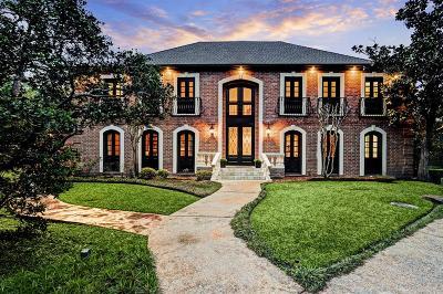 Hunters Creek Village Single Family Home For Sale: 211 Glennville Court