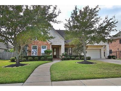 Cypress Single Family Home For Sale: 26119 Pleasant Knoll Lane