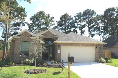 Montgomery Single Family Home For Sale: 12805 Victoria Regina Drive
