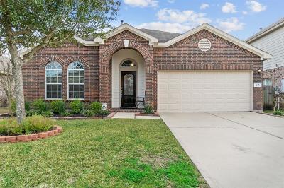 Conroe Single Family Home For Sale: 2215 Oak Rise Drive