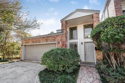 Houston Single Family Home For Sale: 9501 Bayou Brook Street