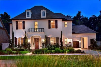 The Woodlands Single Family Home For Sale: 23 Liberty Branch Boulevard