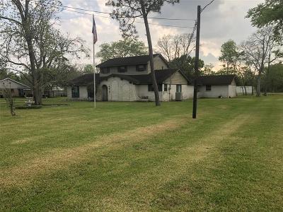 Residential Lots & Land For Sale: 4419 Crosby Cedar Bayou Rd