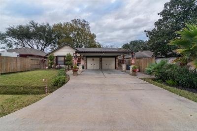 League City TX Single Family Home For Sale: $183,500