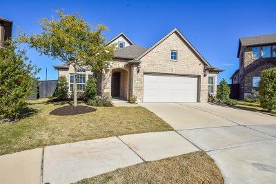 Richmond Single Family Home For Sale: 4346 Berry Bend Lane