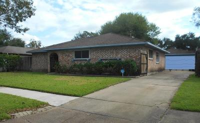 Sugar Land Single Family Home For Sale: 13739 Shirebrook Drive
