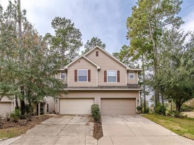 The Woodlands TX Condo/Townhouse For Sale: $179,000