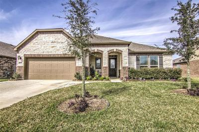 Pearland Single Family Home For Sale: 3807 Waterworth Way