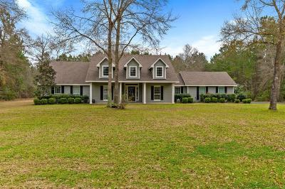 Waller Single Family Home Pending: 27990 Bridle Avenue