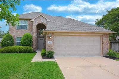 Katy Single Family Home For Sale: 3022 Glenthorpe Lane
