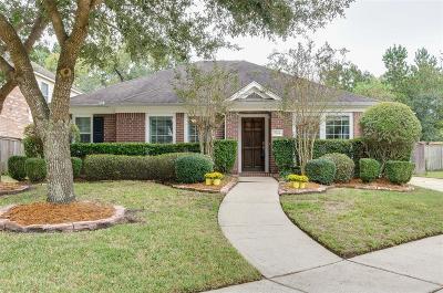 Humble Single Family Home For Sale: 7614 Tyler Creek Lane