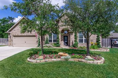 Tomball Single Family Home For Sale: 9618 Tangler Court