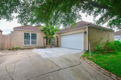 Houston Single Family Home For Sale: 12811 Ashford Chase Drive