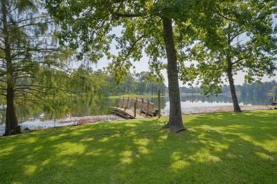 Conroe Single Family Home For Sale: 13144 Royal Shores Drive