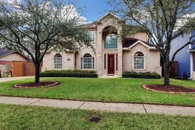 Houston TX Single Family Home For Sale: $749,000