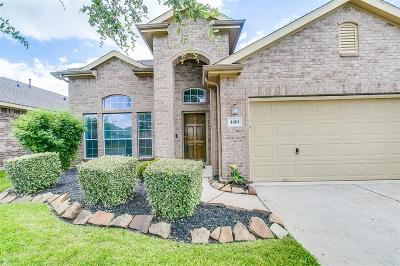 League City Single Family Home For Sale: 4461 Gran Canary Drive