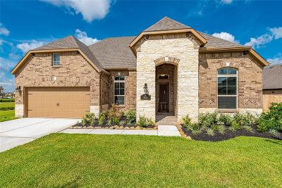 Katy TX Single Family Home For Sale: $419,990