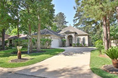 Montgomery Single Family Home For Sale: 3207 Pine Chase Drive