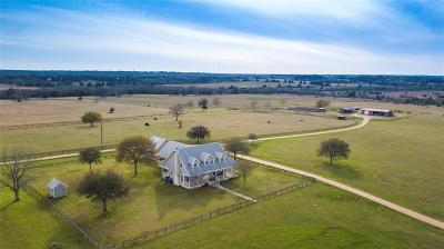 Austin County Country Home/Acreage For Sale: 839 Wietstruck Road