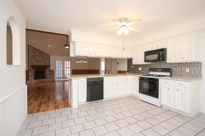 Cypress Single Family Home For Sale: 16111 Little Cypress Lane