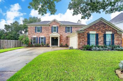 Missouri City Single Family Home For Sale: 819 Coral Tree Place