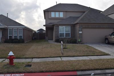 Humble TX Single Family Home For Sale: $200,000