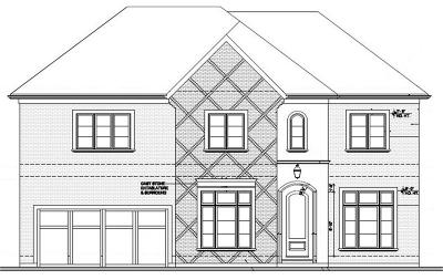 Houston Single Family Home For Sale: 3302 Elmridge