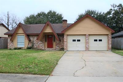 Single Family Home For Sale: 5111 Eagle Trail Drive