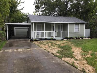 Pasadena Single Family Home For Sale: 407 Maple Avenue