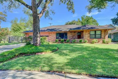 Timbergrove Manor Single Family Home For Sale: 6126 Queenswood Lane