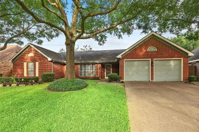 Houston Single Family Home For Sale: 176 Kirkaldy Drive