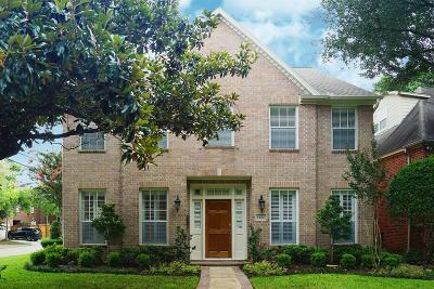 Bellaire Single Family Home For Sale: 4401 Jonathan Street