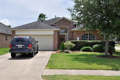 Rosenberg Single Family Home For Sale: 7506 Summerdale Drive