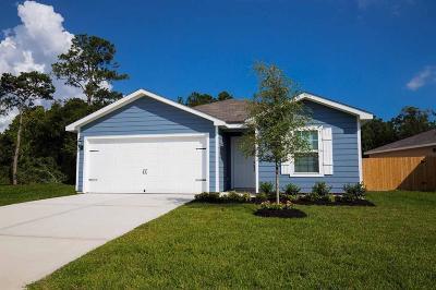 Magnolia Single Family Home For Sale: 23040 Mark Twain Drive