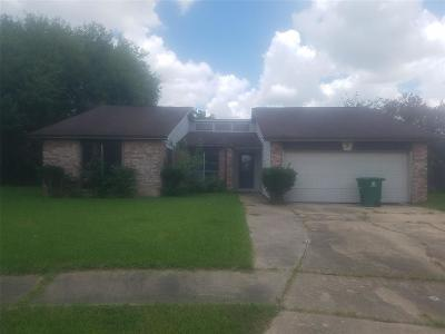 Houston Single Family Home For Sale: 16307 Quail Place Drive
