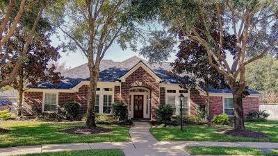 Katy Single Family Home For Sale: 1906 Landon Point Circle