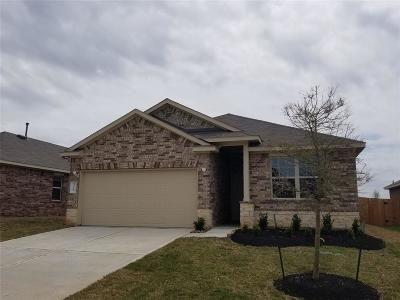 Conroe Single Family Home For Sale: 11315 Dawn Beach